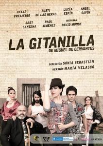 2015 - La gitanilla